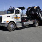 HR Dumpster Peterbilt Truck