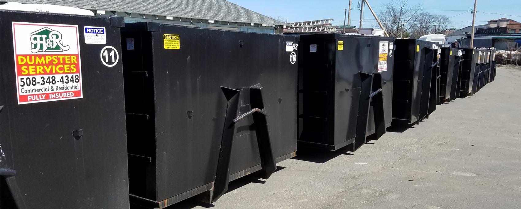 H&R Dumpsters
